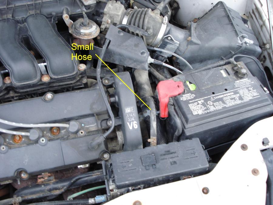 2001 Taurus 3.0 DOHC losing coolant | FordForumsOnline.com