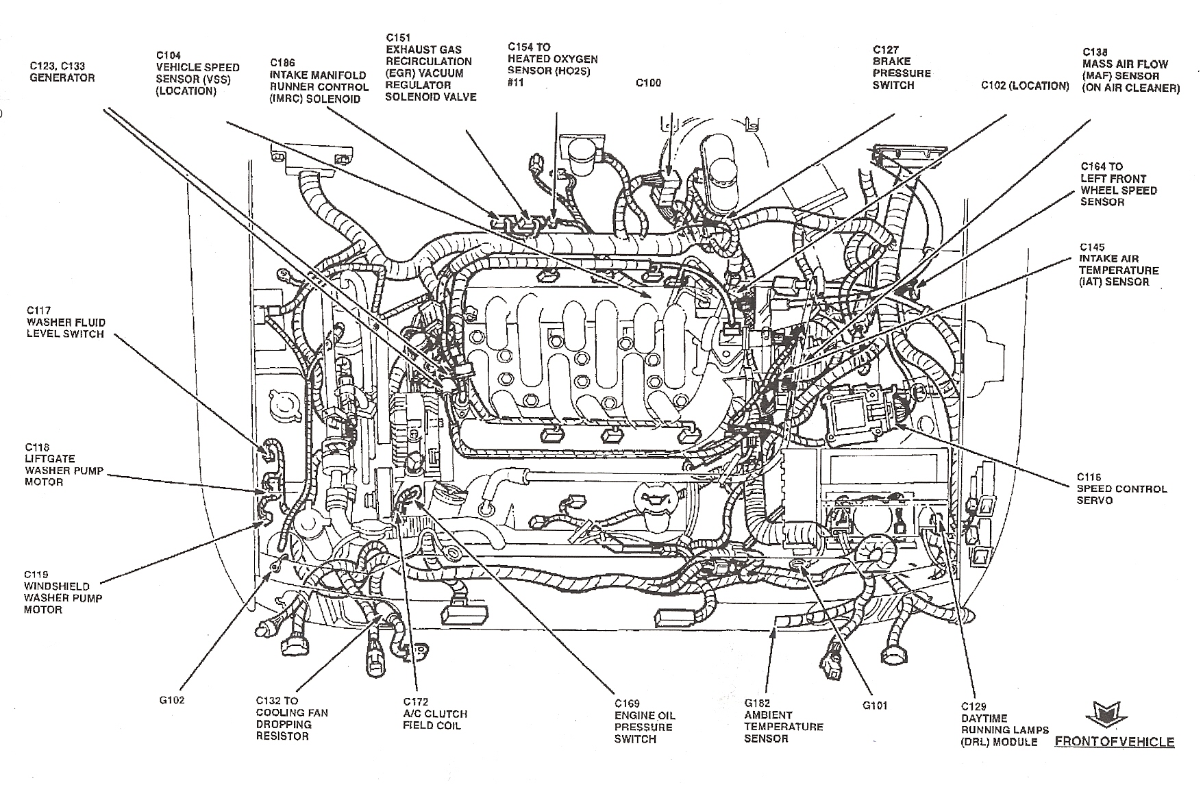 resolved 1998 windstar electrical woes fordforumsonline com 2000 ford windstar wiring diagram at aneh.co