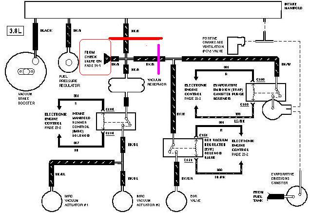 1998 Mercury Grand Engine Diagram besides T5148170 Im looking brake line diagram all further 2002 Mercury Cougar Parts Diagram also 4bmhe Mercury Cougar Crank Position Sensor Located together with Where Is The Fuel Pump Fuse Located In A 1996 Chevy Pickup V    624328. on 99 ford contour parts