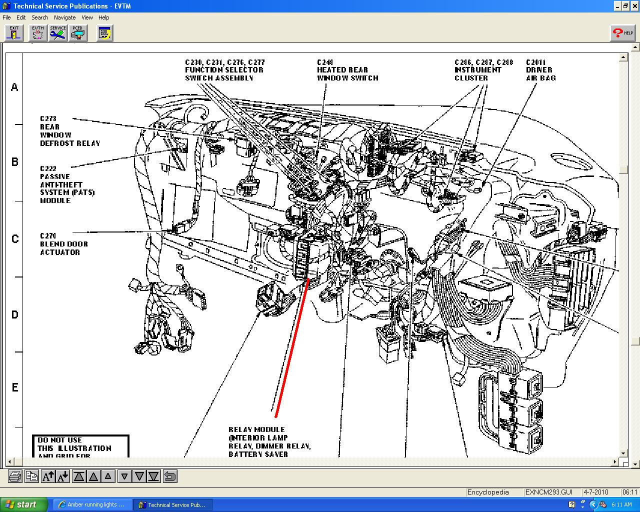 Charmant 2003 F550 Running Lights Schaltplan Galerie - Schaltplan ...