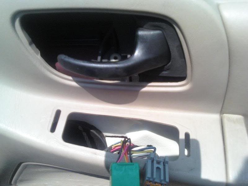 How To Windstar Power Door Lock Fix Lots Of Pictures Ford Automobiles