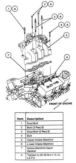 2001 ford windstar intake manifold torque specs. Black Bedroom Furniture Sets. Home Design Ideas