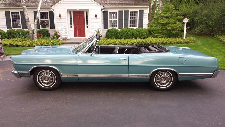Craiglist Phoenix Az >> 1967 Ford Galaxie 500 XL Convertible for Sale ...