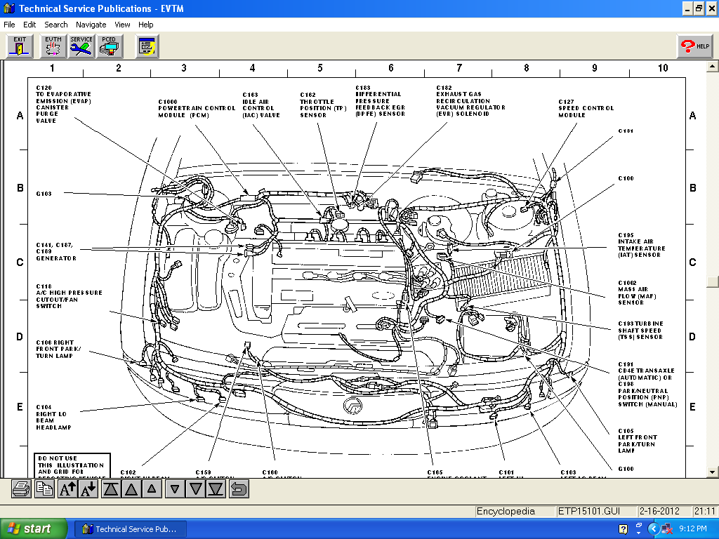 1996 ford crown victoria radio wiring diagram images crown ford contour stereo wiring diagram image