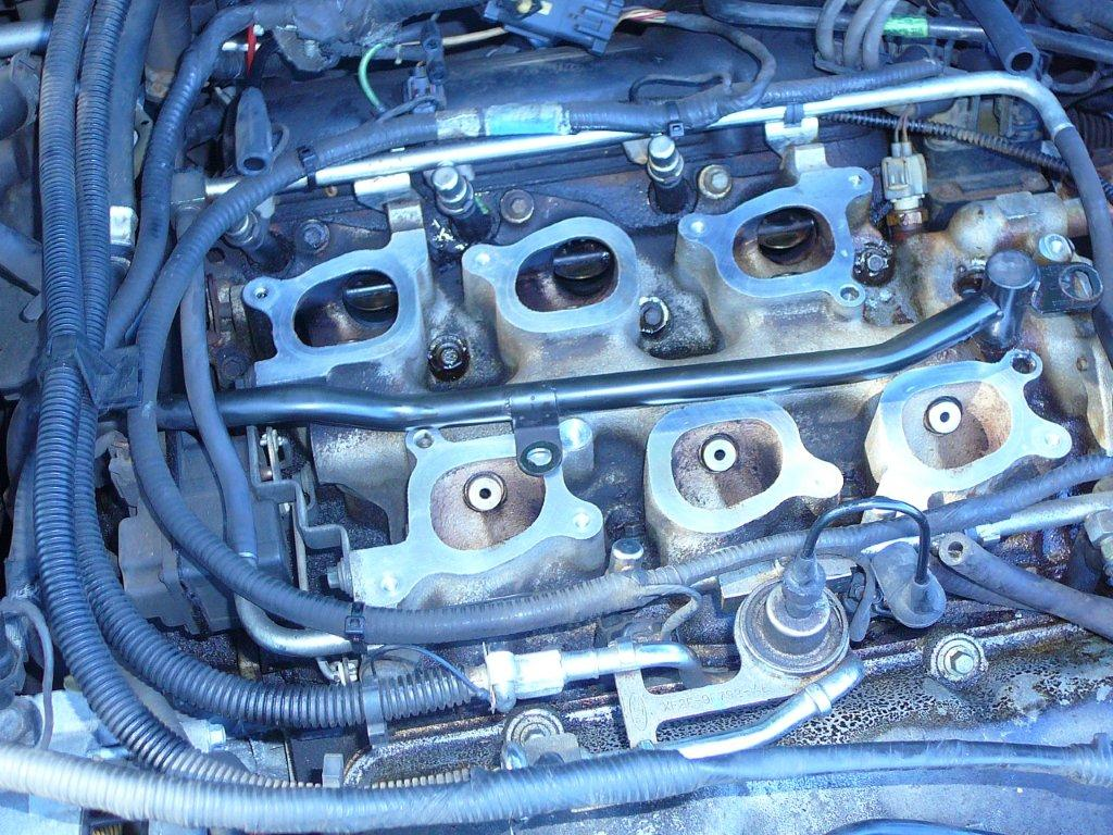 2000 Ford Windstar 3 8 Coolant Leak Bad Lower Manifold Seal