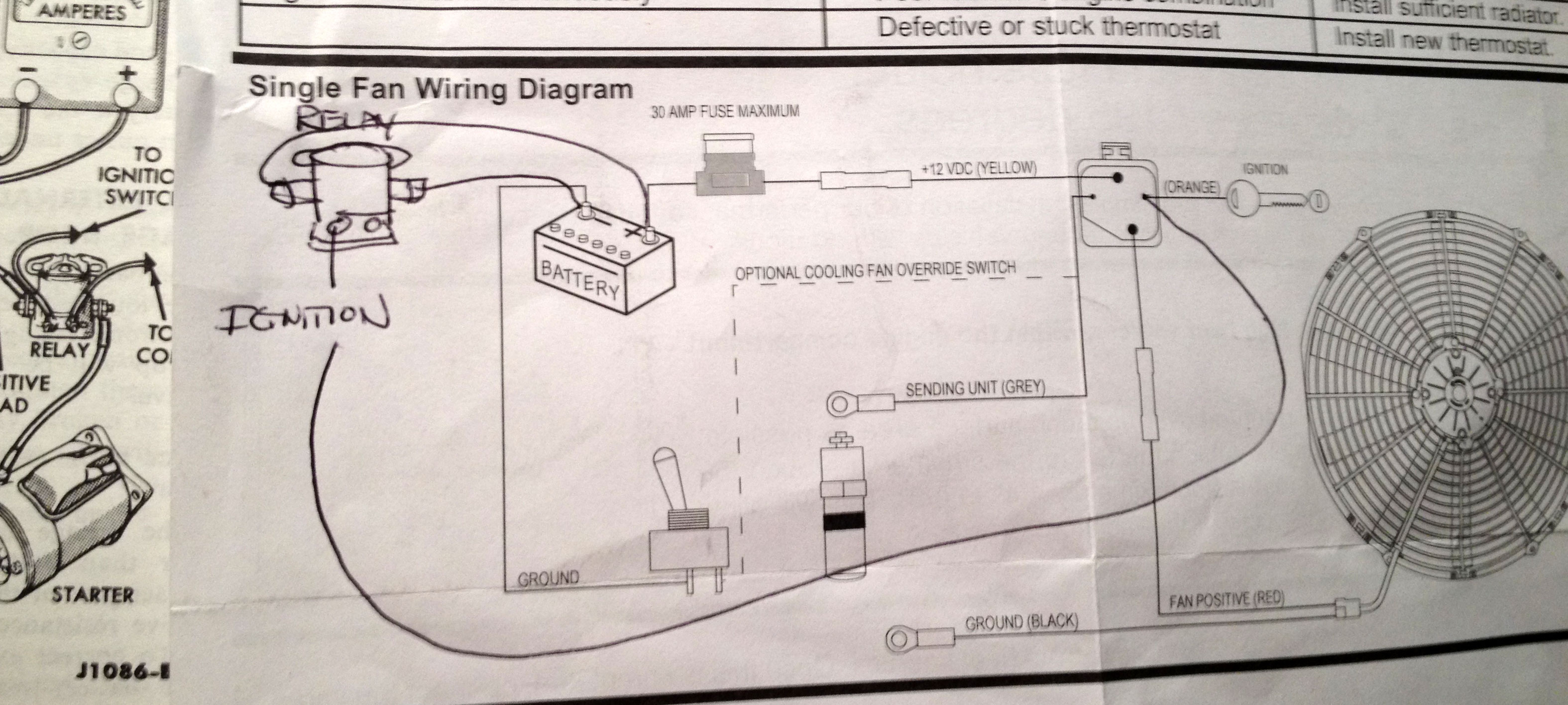 spal electric fan wiring diagram spal fan relay wiring diagram spal door  actuator wiring diagram spal