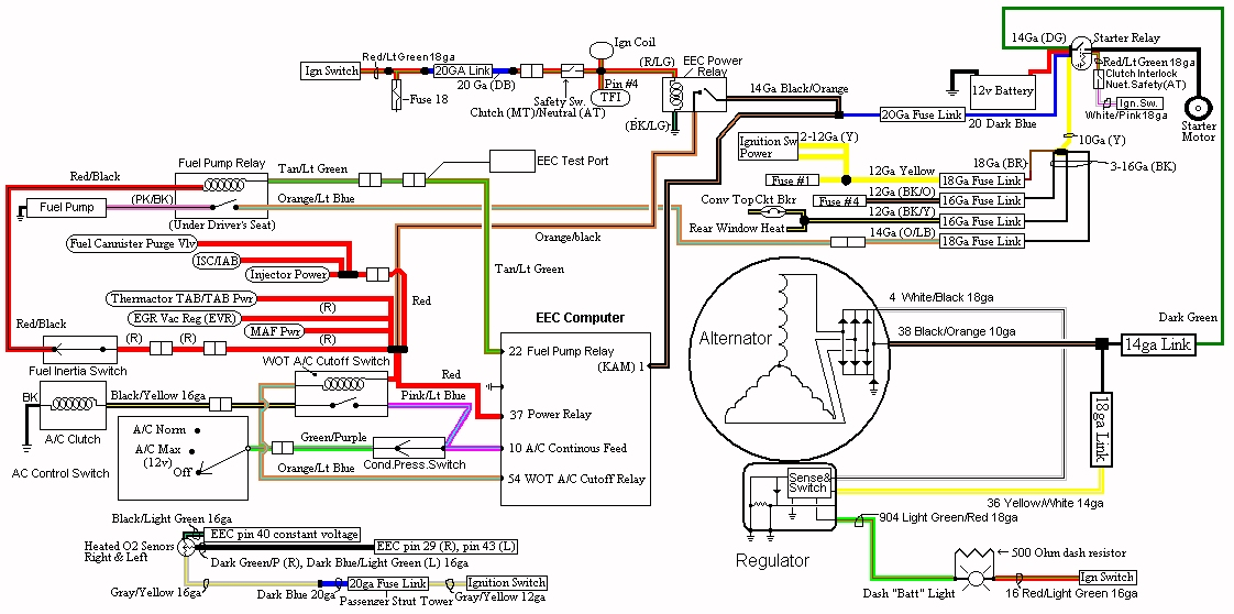 2001 mustang fuel pump wiring diagram 2001 image only starts ether page 4 fordforumsonline com on 2001 mustang fuel pump wiring diagram