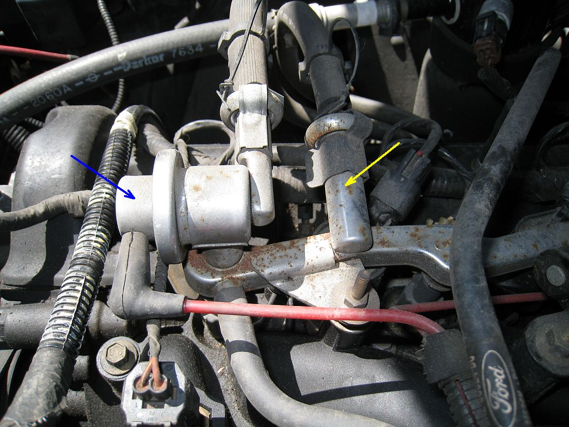2001 Crown Vic Fuel Pressure Sensor