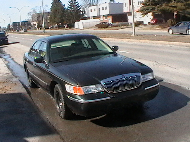 1999 Mercury Grand Marquis Ls Door Ajar Problem  60000