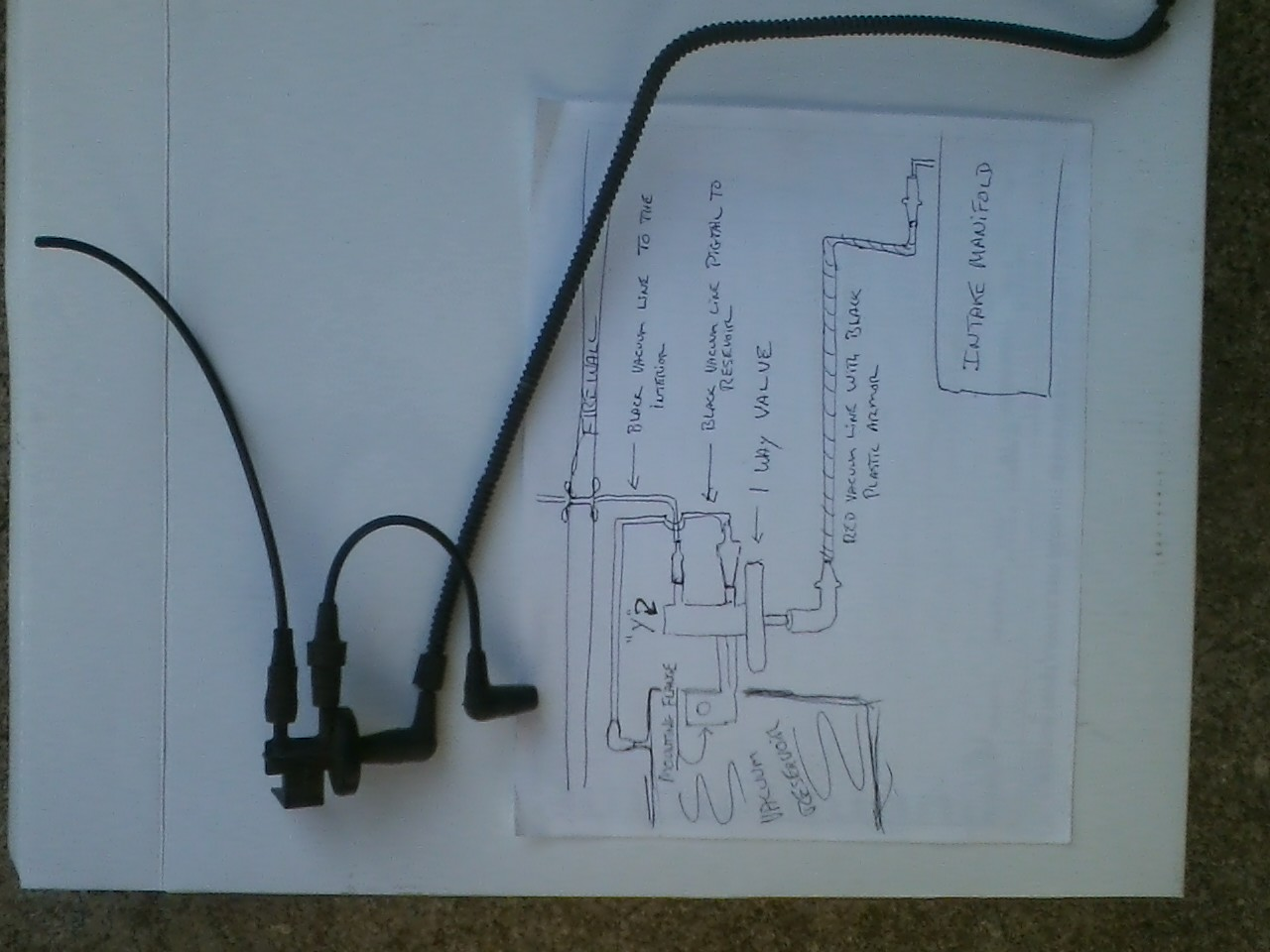 98 Windstar Vacuum Lines Diagram Product Wiring Diagrams 1998 Fuse Hose Locations 3 8l 96 Fordforumsonline Com Rh 95 Box